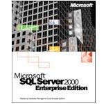 Microsoft 商业版许可证授权 SQL Server 2000 标准版服务器端