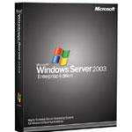 微软Windows Server 2003COEM英文标准版(5客户端)