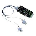 MOXA C502/PCI232(2口同步卡) 多用户卡/MOXA