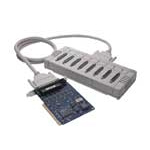 MOXA C168HS(8口非智能高速突波) 多用户卡/MOXA