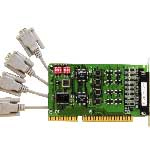 MOXA CI-134(4口422/485) 多用户卡/MOXA