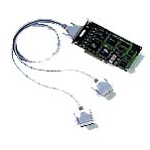 MOXA C502/ISA35(2口同步卡) 多用户卡/MOXA