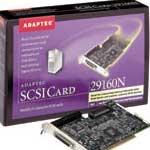 Adaptec SCSI 29160LP