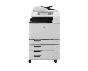 惠普HP6040A3彩色激光一体机打印复印机扫描双面