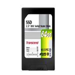 创见Solid State Disk-MLC(2.5英寸/64GB)