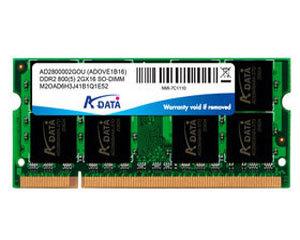 威刚2G DDR2 800(笔记本)图片