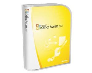 微软Access 2007(中文标准版)图片