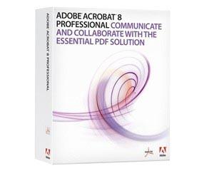 ADOBE Acrobat 8.0 Professional for Windows图片