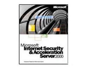 微软ISA Server 2000(企业版)图片
