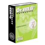 大蜘蛛Dr. web反病毒 2008 网络客户机版(501-1000/用户) 安防杀毒/大蜘蛛