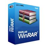 WinRAR 3.7(2-9个拷贝/每许可) 其他软件/WinRAR