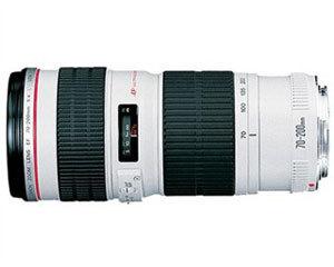 佳能EF 70-200mm F/4L USM图片