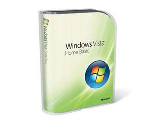 微软windows vista home basic(家庭基础版)图片