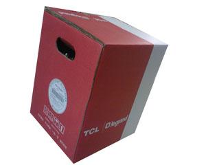 TCL 六类网线图片