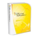 微软0ffice Visio 2007 中文专业版 办公软件/微软
