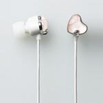 宜丽客EHP-AIN90PN水精灵耳机(水心) 耳机/宜丽客
