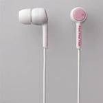 宜丽客珍珠耳机EHP-PIE20PN5樱桃粉红色 耳机/宜丽客