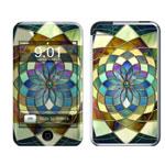 冠犀ideaSkin 苹果 iPod touch 个性皮肤 莹彩分形 数码配件/冠犀