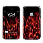 冠犀ideaSkin 苹果 iPhone 3G 个性皮肤 地狱之火 数码配件/冠犀