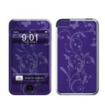 冠犀ideaSkin 苹果 iPod touch 个性皮肤 轻舞飞扬-蓝色 数码配件/冠犀