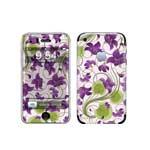 冠犀ideaSkin 苹果 iPhone 3G 个性皮肤 紫鸢草 数码配件/冠犀