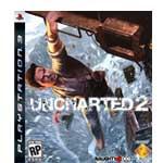 PS3游戏神秘海域2:纵横贼道 游戏软件/PS3游戏
