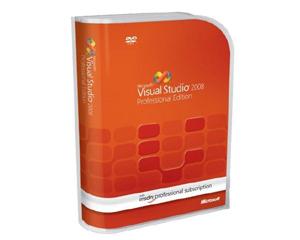 微软Visual Studio 2008 中文专业版图片