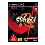 PS2游戏Shinobi 忍 游戏软件/PS2游戏