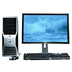 戴尔Precision T3500(Xeon W3503/4GB/320GB)