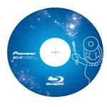 先锋Pioneer BD-R蓝光刻录光盘 盘片/先锋