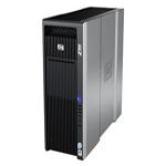 惠普Z600(Xeon E5506/4G/500G/FX580)