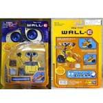 迪士尼机器人总动员WALL.E 瓦力 EVE/伊娃/垃圾箱 模型玩具/迪士尼