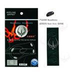 火线竞技黑色0.5mm 金环蛇鼠标脚贴 鼠标垫/火线竞技