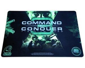 Qpad CT 命令与征服3图片