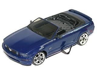IWAVER 蓝色福特野马(IW02MB) 模型玩具/IWAVER