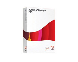 ADOBE Acrobat 9.0 Ӣ��רҵ��ͼƬ