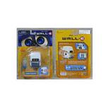 迪士尼机器人总动员WALL.E 吸尘器/清洁工 MO/M-O 模型玩具/迪士尼