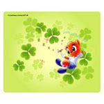 虹猫蓝兔HL1002多彩布垫 鼠标垫/虹猫蓝兔