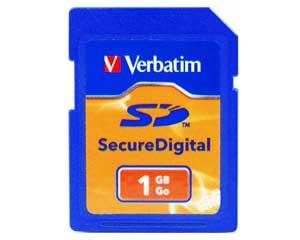 威宝SD (1GB)图片