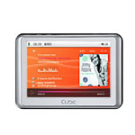 酷比魔方H700HDS+(8GB) MP3播放器/酷比魔方