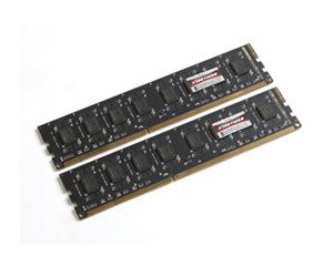 金泰克4GB DDR3 2000(双通道套装)图片