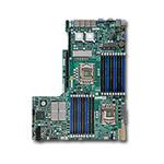 超微X8DTU-F 服务器主板/超微
