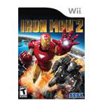 Wii游戏钢铁侠2 游戏软件/Wii游戏