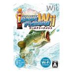 Wii游戏鲈鱼钓手Wii 世界锦标赛 游戏软件/Wii游戏