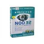 NOD32 防病毒软件 视窗多用户版(10用户包)使用年限3年
