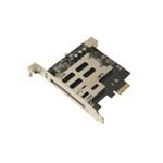 西霸PCI-E转ExpressCard SD-E2EXC 转接数据线/西霸