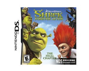 NDS游戏怪物史莱克4图片