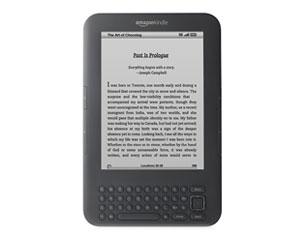 亚马逊Kindle 3(WiFi)