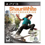 PS3游戏肖恩怀特滑板 游戏软件/PS3游戏