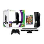 微软Xbox360 slimKinect套装(4GB) 游戏机/微软